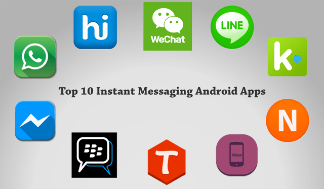 Most Popular Instant Messenger Apps