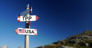 TPP Goes Into Effect Without The US