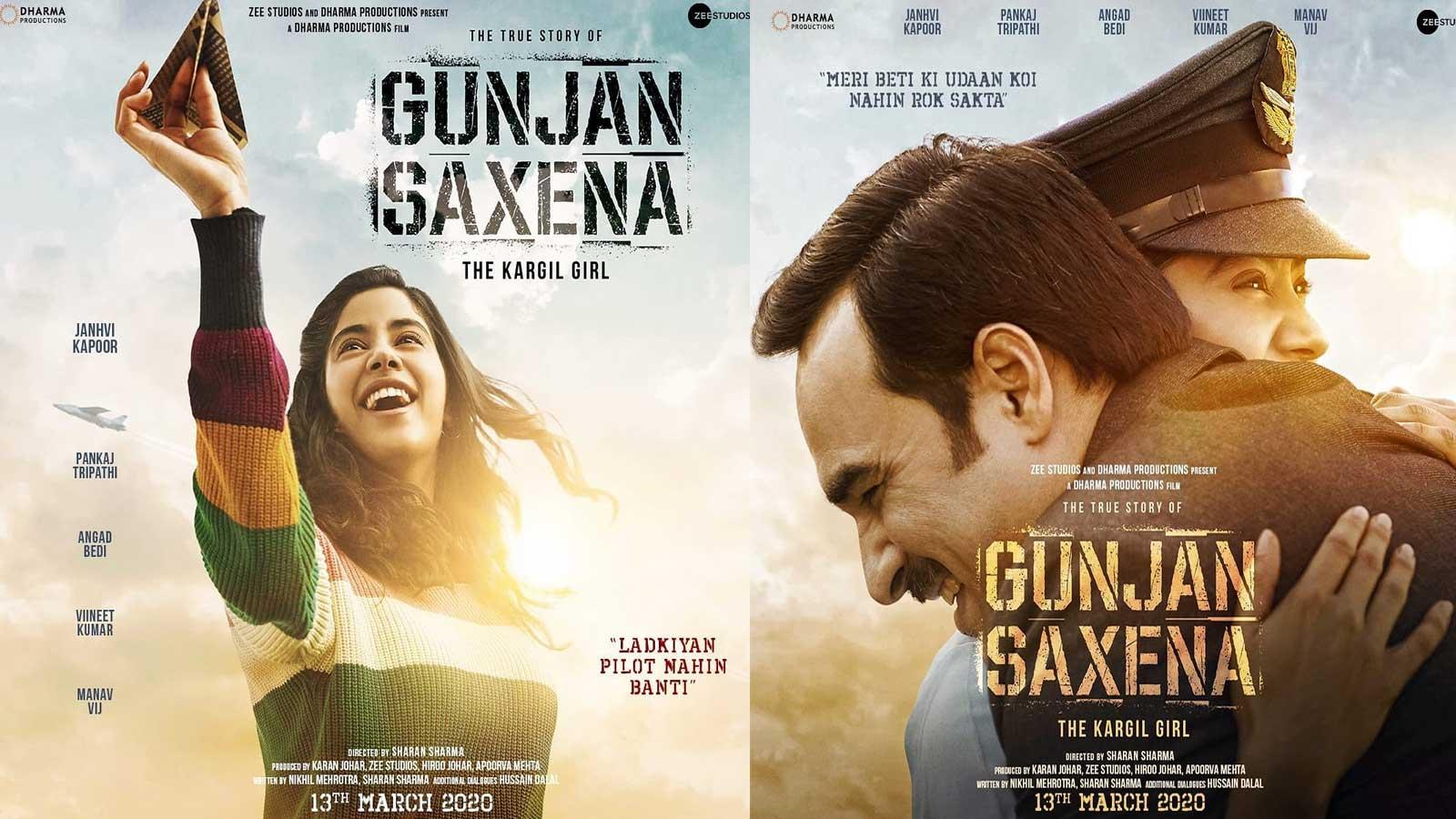 The True Story of Gunjan Saxena - The Kargil Girl