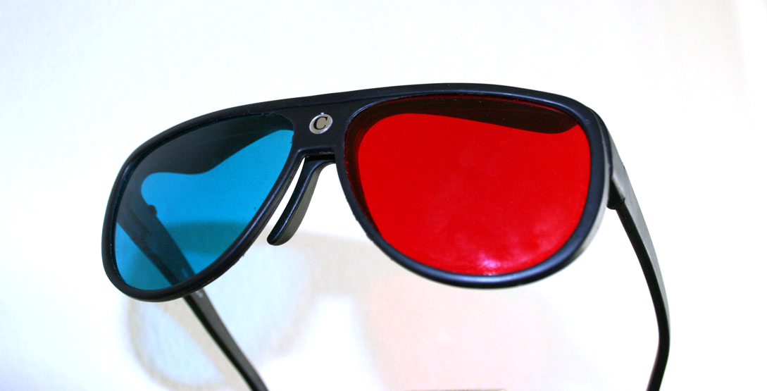 History of 3D Glasses