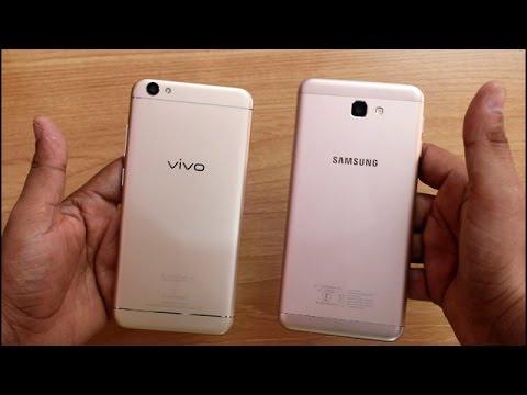 Vivo V5 Vs Samsung Galaxy J5