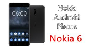 Features Nokia 6