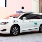 Self-Driving Minivans Of Waymo