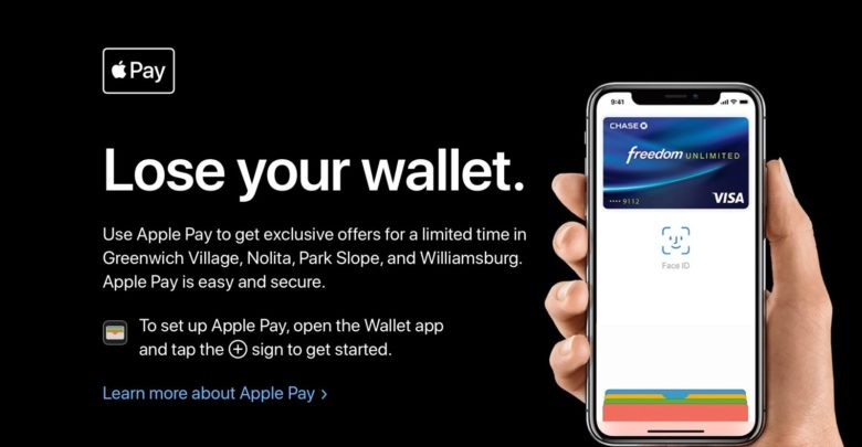 """Lose Your Wallet"" Apple Pay Shopping Event To Be Held In New York City"