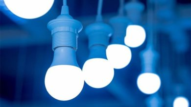 Bulbs Emitting Blue Light Are In Use To Avoid Drug Use In Public Areas