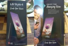 LG Stylo 4 With A 6.2-Inch Display And A Stylus To Roll Out Soon