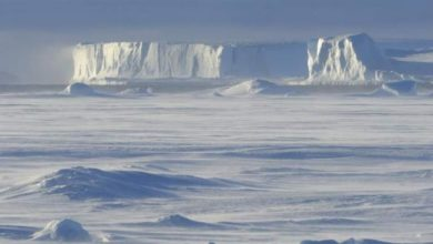 Coldest Temperature On The Earth Recorded And It's Not East Antarctica