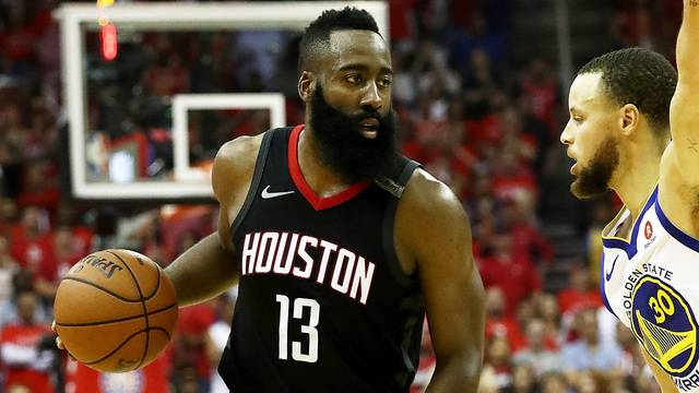 James Harden Of The Houston Rockets Named NBA Most Valuable Player For 2017–2018