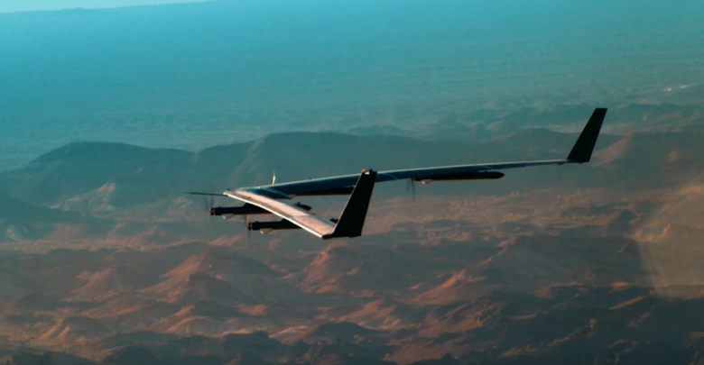 Facebook halts production of drones for internet delivery