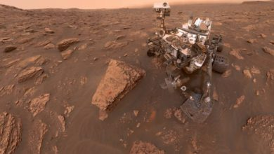 Now Dust storm On Mars Wraps The Whole Planet