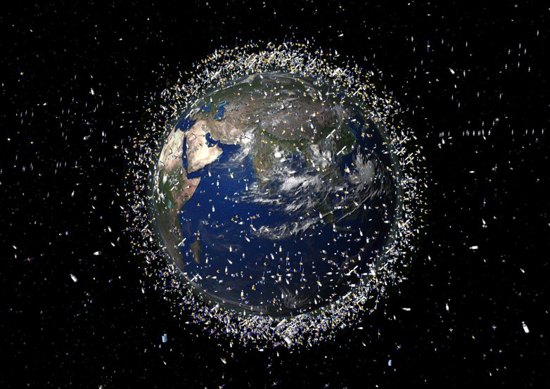 RemoveDEBRIS Deployed From ISS To Experiment Ways To Battle Space Junk