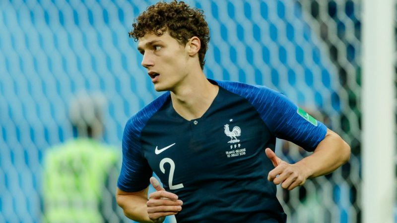 Benjamin Pavard Has Been Already Signed By The Bayern Munich, A German Report Says