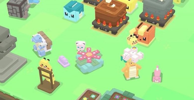 Pokémon Quest Now Obtainable On iOS And Android