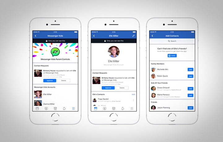 Facebook Messenger Kids Introduces Passphrase Feature, With Parental Oversight