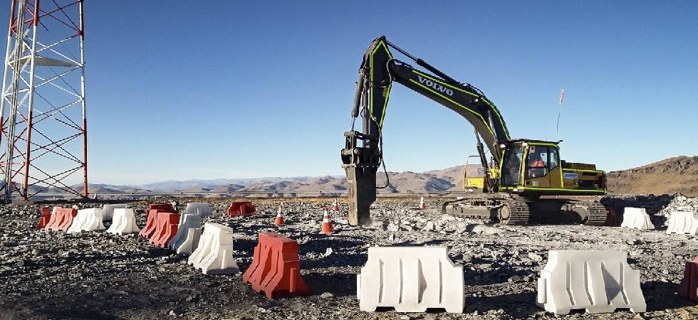 Giant Magellan Telescope Is In Hard Rock Excavation Phase In Chile