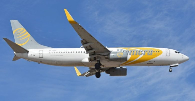 Primera Air Ceases Operation
