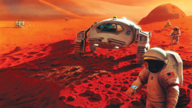 "Nasa States, ""Humans Can Soon Take A Tour Of The Red Planet"""