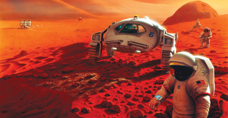 """Nasa States, """"Humans Can Soon Take A Tour Of The Red Planet"""""""