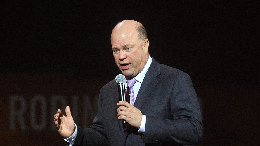 David Tepper Says Time To Buy Stocks