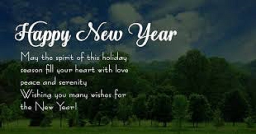 Happy New Year Status For Whatsapp & Messages For Facebook