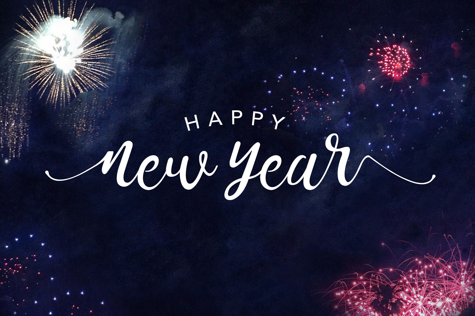 Happy New Year 4k Images, HD Wallpapers - Download