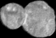 Gingerbread, Not Snowman...Ultima Thule's Latest Image Reveals