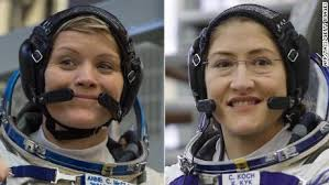 1st All Women Spacewalk On March 29, 2019
