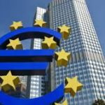EU Central Bank Cut Growth Estimates, Euro Slides