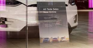 Tesla Store-Shutting Approach To Cut Expense Might Put Its Solar At Risk