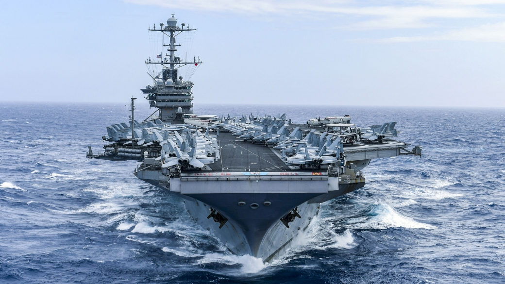 US Navy Stated America's Most Costly Weapons System Set For War