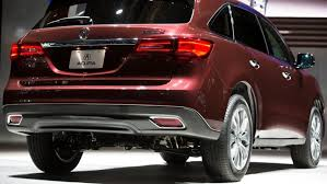 Acura Recalled More Than 360,000 MDX Crossovers Due To Potential Taillight Failure