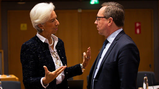 Germany has to Invest in Infrastructure Advices Lagarde