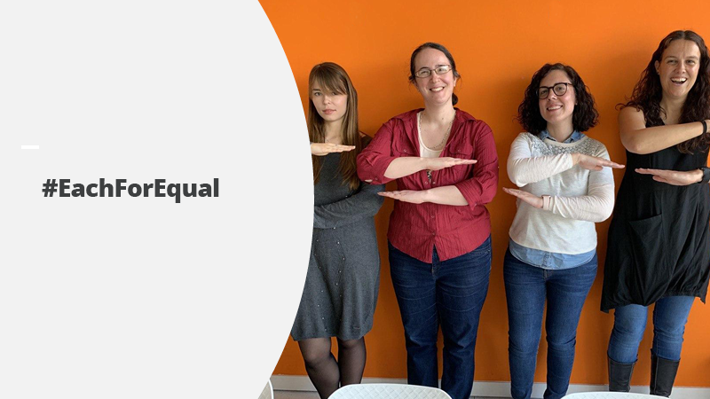 Eachforequal Is The Theme For International Women's Day 2020