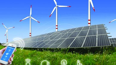 Solar Based IoT