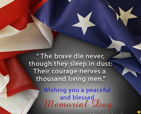 Happy Memorial Day Greetings And Cards