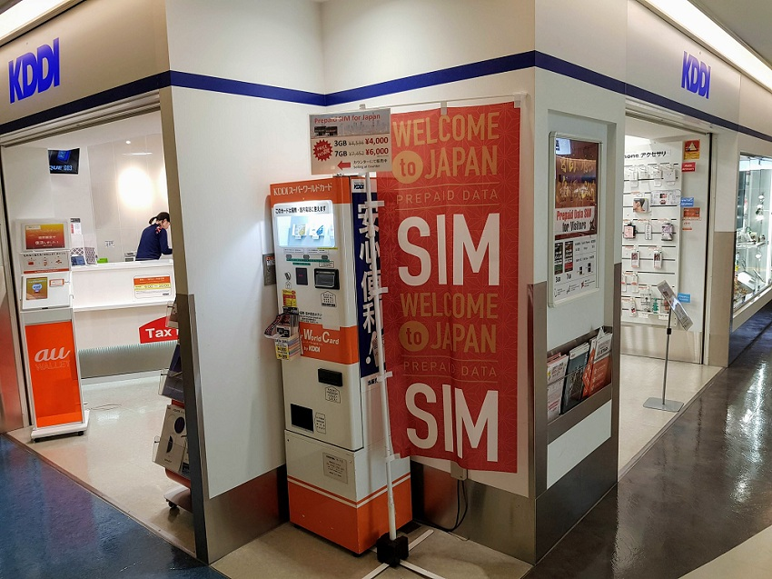 Reliable SIM Card Can Help in Your Japan Trip
