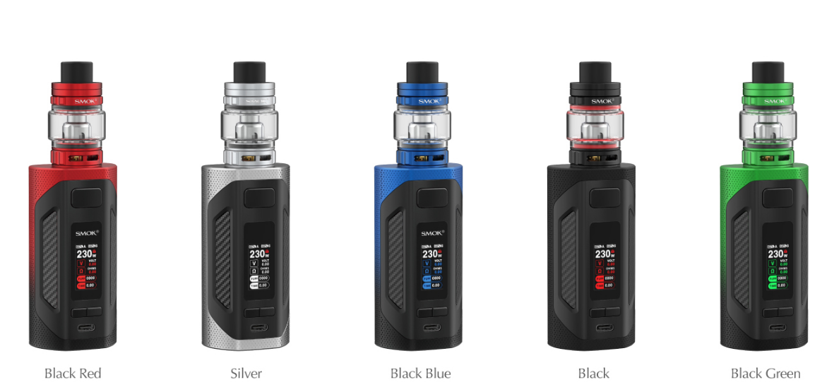 SMOK Rigel Mod Kit Review