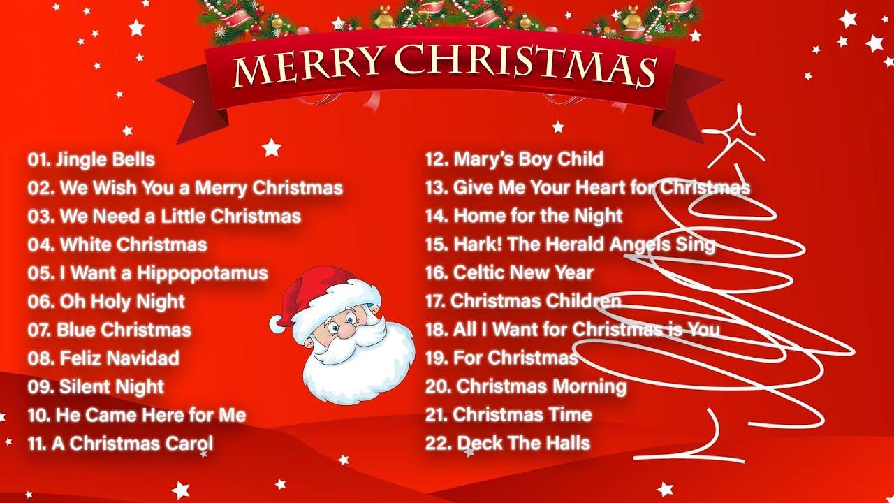 Christmas Songs, Christmas Music Online Lyrics
