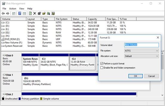 RAW Drives in Windows_6