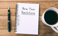 Making The New Year's Resolution